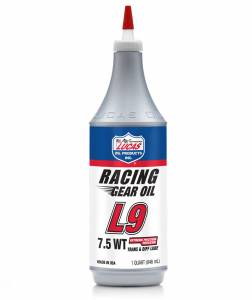 Oils, Fluids and Additives - Gear Oil - Lucas L9 Racing Gear Oil
