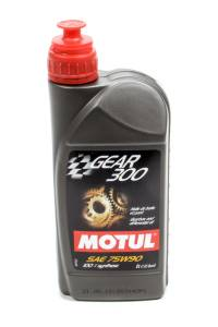 Oils, Fluids and Additives - Gear Oil - Motul Gear 300 75W-90 Gear Oil