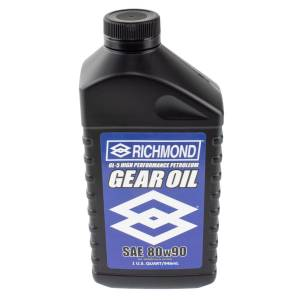 Oils, Fluids and Additives - Gear Oil - Richmond GL-5 High Performance Gear Oil