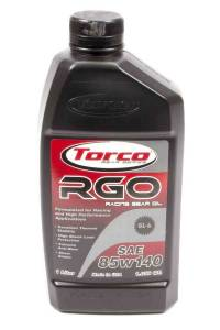 Oils, Fluids and Additives - Gear Oil - Torco RGO 85W-140 Racing Gear Oil
