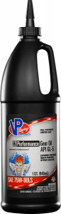 Oils, Fluids and Additives - Gear Oil - VP Full Synthetic 75W-90 HI-Performance Gear Oil