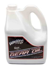 Oils, Fluids and Additives - Gear Oil - Winters Semi-Synthetic Rear End Lube w/ Moly