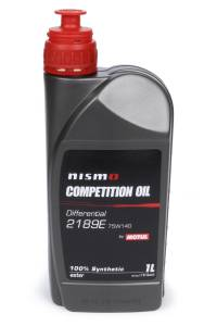Oils, Fluids and Additives - Gear Oil - Motul Nismo 2189E 75W-140 Competition Gear Oil