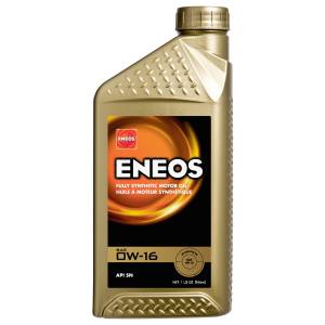 ENEOS 0W-16 Fully Synthetic Motor Oil