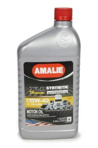 Amalie XLO Ultimate Synthetic Blend 15W-40 Motor Oil