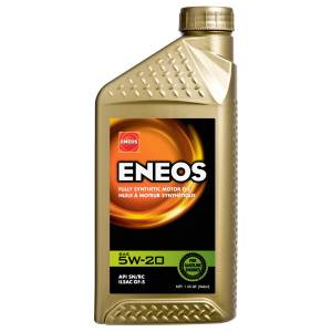 ENEOS 5W-20 Fully Synthetic Motor Oil