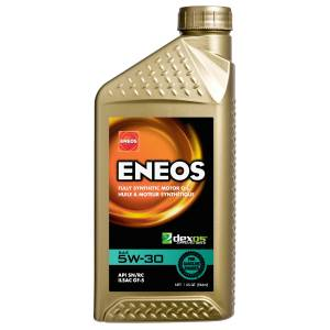 ENEOS 5W-30 Fully Synthetic Motor Oil