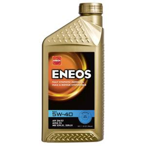 ENEOS 5W-40 Fully Synthetic Motor Oil