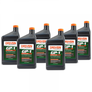 Driven GP-1 Synthetic Blend High Performance Motor Oils