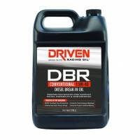 Oil, Fluids & Chemicals - Driven Racing Oil - Driven DBR 15W-40 Conventional Diesel Break-In Oil - 1 Gallon Jug