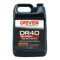 Oil, Fluids & Chemicals - Driven Racing Oil - Driven DR40 Turbo Diesel Oil 15W-40 - 1 Gallon Jug
