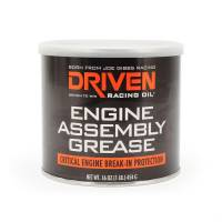 Lubricants and Penetrants - Assembly Lubricants - Driven Racing Oil - Driven Engine Assembly Greaase - 1 lb. Tub