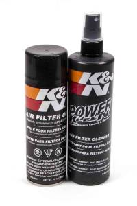 Air Filter Cleaner & Oil