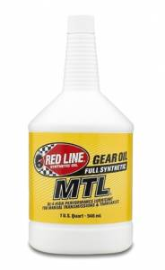 Manual Transmission Gear Oil