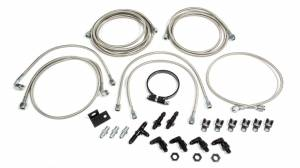 Fittings & Hoses - Brake Hoses & Lines - Brake Hose & Line Kits