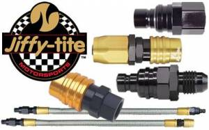 Adapters and Fittings - Hose Ends - Jiffy-tite Quick-Connect Hose Ends and Fluid Fittings