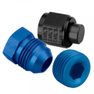 Fittings & Hoses - Adapters and Fittings - Caps and Plugs