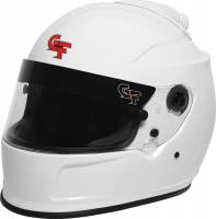 G-Force Racing Gear - G-Force Revo Air Helmet - White - Medium - Image 1
