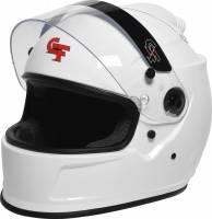 G-Force Racing Gear - G-Force Revo Air Helmet - White - Medium - Image 2