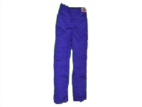 G-Force GF125 Racing Pant (Only) - Blue - Child Small
