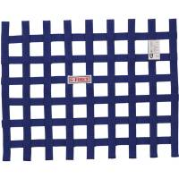 "Ribbon Window Nets - 18"" x 23"" Ribbon Window Nets - G-Force Racing Gear - G-Force Ribbon Window Net - 18"" x 23"" - Blue"