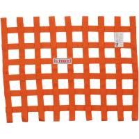 "Ribbon Window Nets - 18"" x 23"" Ribbon Window Nets - G-Force Racing Gear - G-Force Ribbon Window Net - 18"" x 23"" - Orange"