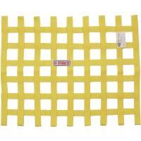 "Ribbon Window Nets - 18"" x 23"" Ribbon Window Nets - G-Force Racing Gear - G-Force Ribbon Window Net - 18"" x 23"" - Yellow"