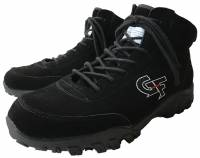 Crew Apparel & Collectibles - G-Force Racing Gear - G-Force GF SFI Crew Shoe - Size 9-1/2