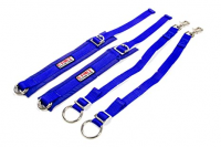 Safety Equipment - Arm Restraints - G-Force Racing Gear - G-Force Arm Restraints - Adult - Blue