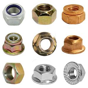 Hardware and Fasteners - Bulk Fasteners - Nuts