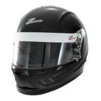 Kids Race Gear - Kids Helmets - Zamp - Zamp RZ-37Y Youth SFI 24.1 Helmet - Black - 56cm