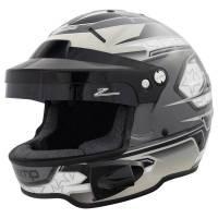 Zamp - Zamp RL-70E Switch Helmet - Gray/Light Gray - Large