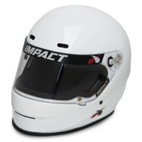 Safety Equipment - Impact - Impact 1320 Helmet - Small - White
