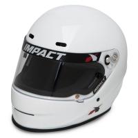 Safety Equipment - Impact - Impact 1320 Helmet - Medium - White