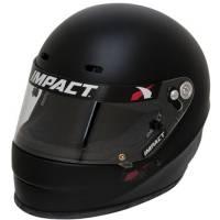 Impact - Impact 1320 Helmet - Large - Flat Black