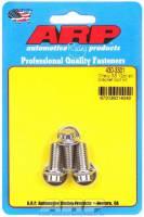 Alternator Brackets and Components - Alternator Bracket Bolts - ARP - ARP Stainless Steel Chevy Alternator Bracket Bolt Kit - 12 Point