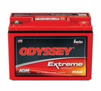"""Ignition & Electrical System - Odyssey Battery - Odyssey Battery AGM Battery 12V 220 Cranking Amps Top Post Screw"""" Terminals - 7.12"""" L x 5.23"""" H x 3.50"""" W"""