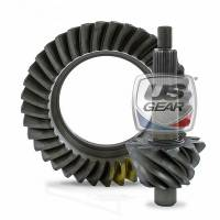 "Drivetrain Components - US Gear - US Gear Ford 9"" Ring & Pinion Gear Set - 4.11"