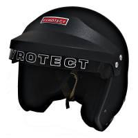 Pyrotect Pro Airflow Open Face Helmet - Flat Black - Medium