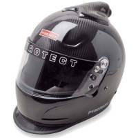 Helmets - HELMET CLEARANCE SALE! - Pyrotect - Pyrotect Pro Airflow Carbon Duckbill Top Forced Air Helmet - 2X-Large