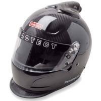 Pyrotect Pro Airflow Carbon Duckbill Top Forced Air Helmet - Medium