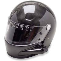 Helmets - HELMET CLEARANCE SALE! - Pyrotect - Pyrotect Carbon Pro Airflow Side Forced Air Helmet - X-Large