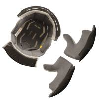 Helmet Shields and Parts - Zamp Shields and Accessories - Zamp - Zamp Accessory - FS-8 Cheek and Crown Kit - XX-Small