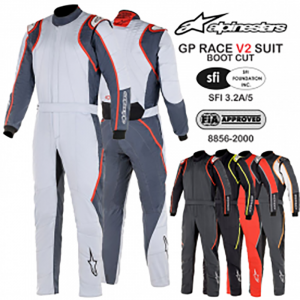 Racing Suits - Alpinestars Racing Suits - Alpinestars GP Race v2 Boot Cut Suit - SALE $524.88 - SAVE $175.07