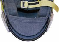 Helmets - Helmet Shields and Parts - Zamp - Zamp Chin Curtain