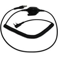 RJS Racing Radios - RJS Racing Radios Quick Disconnect Cable For Headset With Button