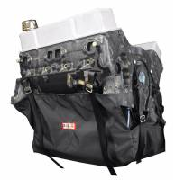 Safety Equipment - Engine Diapers - RJS Racing Equipment - RJS Engine Diaper Sportsman - Non-SFI