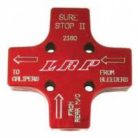 Brake System - Larsen Racing Products - LRP Sure Stop II Brake Fluid Re-Circulator