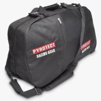 Safety Equipment - Gear & Helmet Bags - Pyrotect - Pyrotect 3-Compartment Equipment Bag - Black