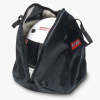 Safety Equipment - Gear & Helmet Bags - Pyrotect - Pyrotect Helmet Bag - Fleece Lined - Black